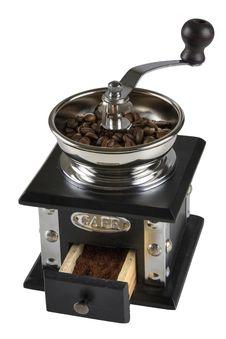 Free Coffee Mill Stock Image - 17397521