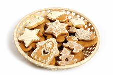 Free Gingerbread Royalty Free Stock Photo - 17397905