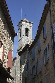 Chateauneuf-du-Pape Royalty Free Stock Photo