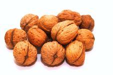 Free Walnuts Stock Image - 17398841