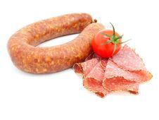 Free Sausage Royalty Free Stock Image - 17399246