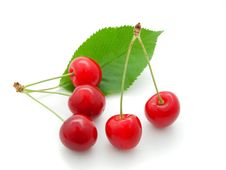 Free Cherry Royalty Free Stock Images - 17399289