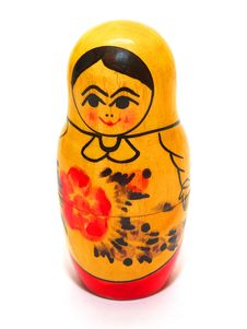 Free Nesting Doll Royalty Free Stock Photo - 17399525