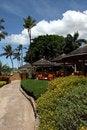 Free Tropical Beach Resort Royalty Free Stock Photo - 1746425