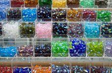 Free Plastic Beads Stock Image - 1742191