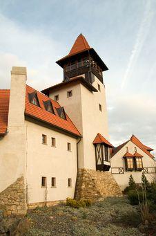 Free Castle Royalty Free Stock Photo - 1743555