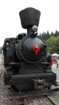 Free Steam Train Royalty Free Stock Images - 1743639