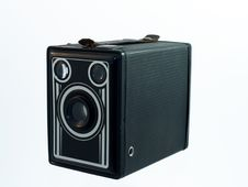 Free Box Camera Stock Photo - 1743860