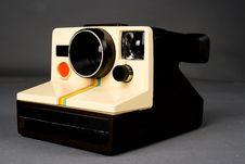 Free Polariod Camera Royalty Free Stock Photo - 1744685