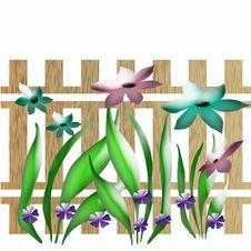 Free Spring Garden Art Stock Photos - 1745023