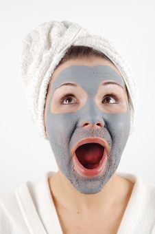 Free Spa Mask 12 Royalty Free Stock Image - 1745116