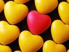 Free Hearts Royalty Free Stock Photography - 1745417