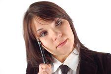 Free Businesswoman 11 Stock Photo - 1745470