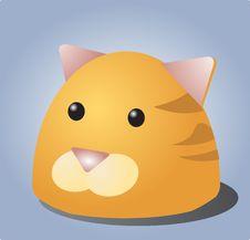 Free Cat Cartoon Royalty Free Stock Photo - 1745815