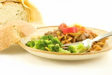 Free Beef Goulash - Leftovers Royalty Free Stock Photo - 1747555