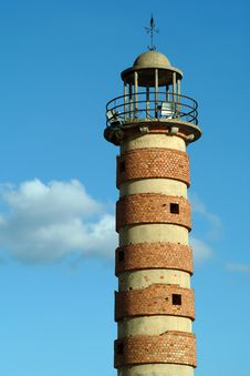 Free Old Lighthouse Royalty Free Stock Photos - 1748168