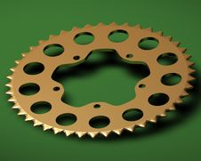 Free Isolated Sprocket Stock Photos - 1748893