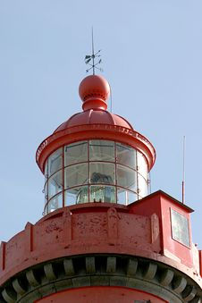 Free The Top Of A Lighthouse Stock Photography - 1749332