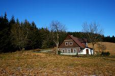 Free Mountain Cottage Royalty Free Stock Photo - 1749805