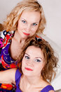 Free Beauty Sisters Royalty Free Stock Photos - 17408248