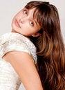 Free Portrait Of Beauty Brunette Stock Photos - 17408253