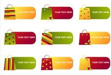 Set Of 9 Christmas  Banners