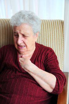 Free Senior Woman Stock Photo - 17402300