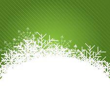 Free Christmas Blue Background . Vector Illustration Stock Image - 17402321