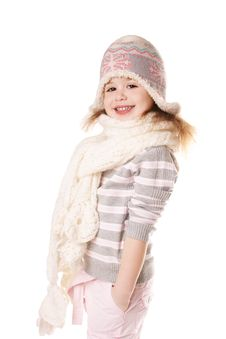Free Little Girl Royalty Free Stock Image - 17402646
