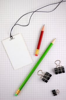 Free Office Supplies Royalty Free Stock Images - 17402729