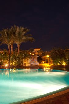 Free Jaz Mirabel Beach Hotel, Egipt Stock Images - 17403844