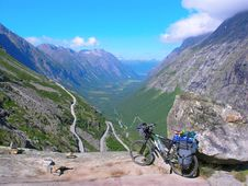 Free Beautiful Norway Nature Royalty Free Stock Photo - 17403925