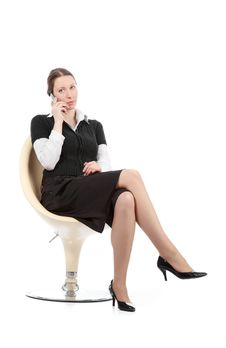 Free Business Woman Royalty Free Stock Photography - 17404927