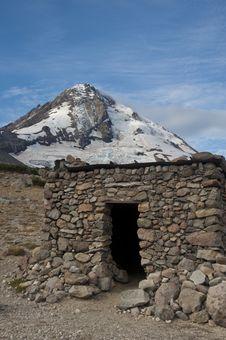 Free Stone Hut Royalty Free Stock Image - 17405096