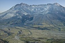 Free Mt. Saint Helens Royalty Free Stock Image - 17405136