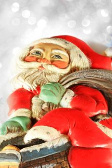 Free Father Christmas Stock Photo - 17405420