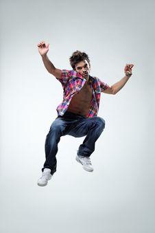 Free The Dancer Stock Photo - 17406430