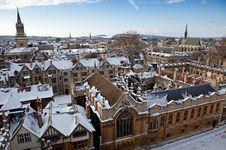 Free Oxford Royalty Free Stock Photos - 17406598