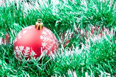 Free Christmas Decorations Stock Images - 17406724