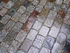 Free Stone Walkway Background Paris Royalty Free Stock Image - 17406736