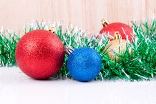 Free Christmas Decorations Stock Photography - 17406892