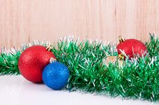 Free Christmas Decorations Royalty Free Stock Photos - 17406898