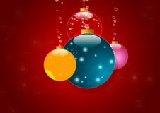 Free Christmas Background Stock Photos - 17406913