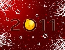 Free New Year Royalty Free Stock Image - 17407056