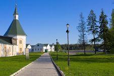 Free Iversky Monastery Stock Photos - 17407393