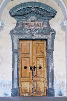 Free Castle Doors Stock Photography - 17407722