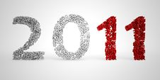Free Happy New Year! Stock Images - 17407854