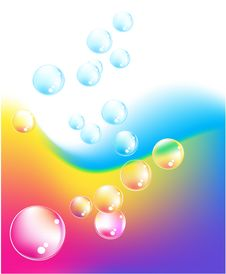 Free Soap Bubbles Stock Photography - 17408492