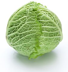 Free Photo Of Fresh Cabbage. Royalty Free Stock Photo - 17408815
