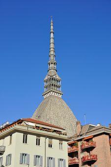 Free Mole Antonelliana In Turin Stock Photos - 17408933